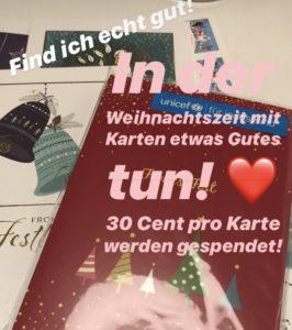 Weihnachtskarten Dezember 266x300 - 12 Gewohnheiten zum Glück aufbauen