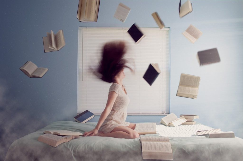 Bücher happy rituals Pixabay 1024x679 - Die happy rituals-Leseliste für ein besseres Leben/Lesen