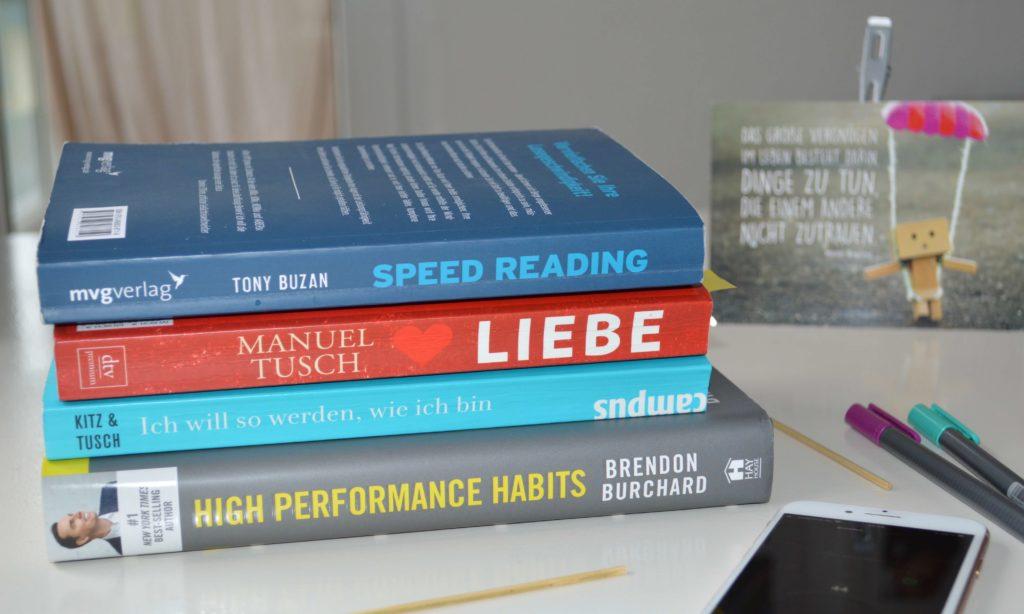 Schneller Lesen Lernen Buecher 1024x614 - Die happy rituals-Leseliste für ein besseres Leben/Lesen