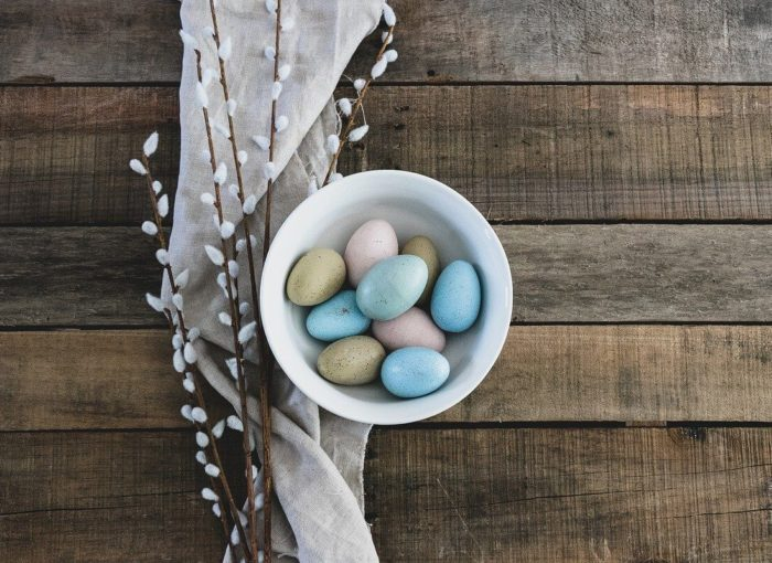 Ostern und Neuanfang