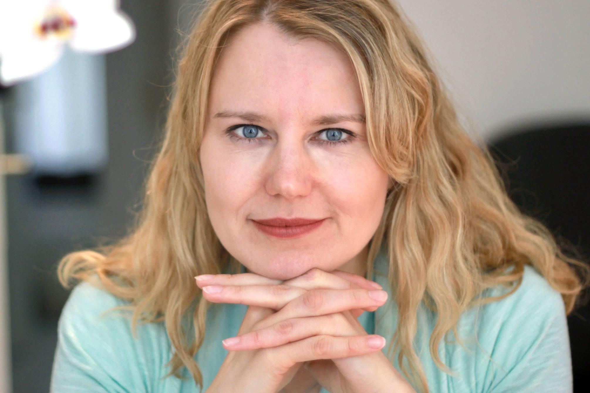 Christin Kunze von Happy Rituals Coaching